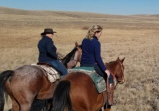 Summer – Horseback, Bear Creek Guest Ranch
