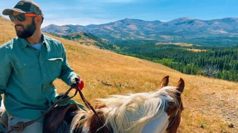 Fall – Horseback, Bear Creek Guest Ranch