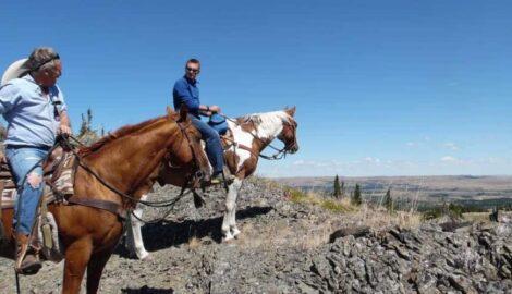 Horsemanship & You, Bear Creek Guest Ranch