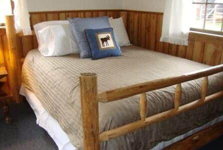 Cabins, Bear Creek Guest Ranch