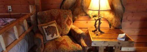The Great Bear Cabin, Bear Creek Guest Ranch