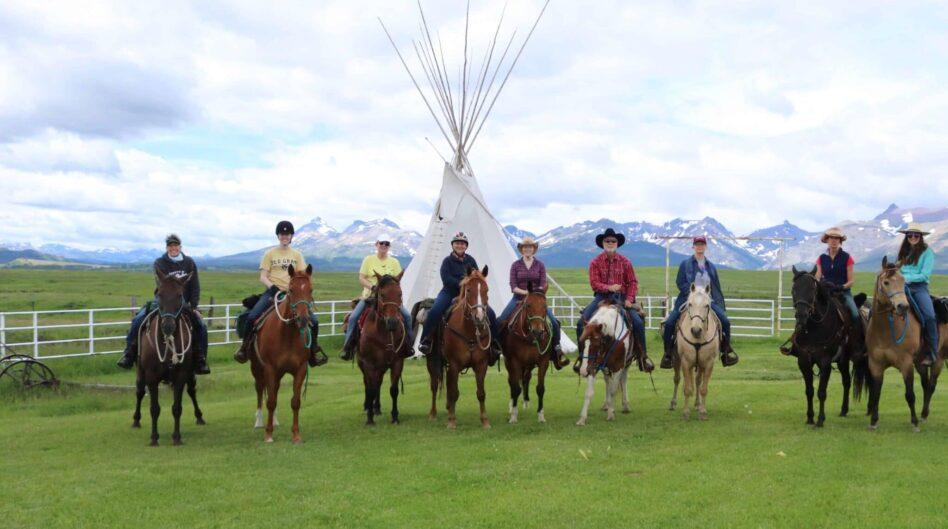 Horseback Vacations, Bear Creek Guest Ranch